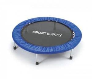 Indendørs mini trænings trampolin