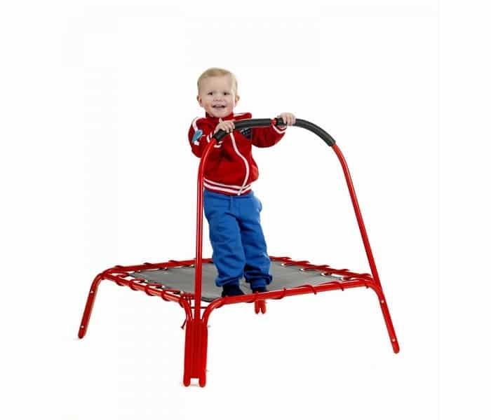 indendørs trampolin til børn