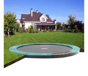 BERG trampoliner til nedgravning