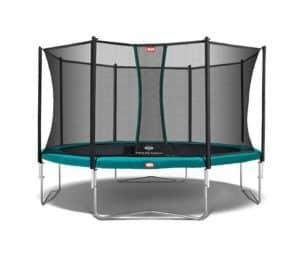 Berg trampolin - Favorit