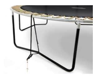 trampolin tilbehør - forankringssæt