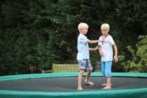 trampolin tilbud online