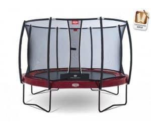 BERG elite trampolin med sikkerhedsnet
