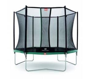 BERG trampolin Talent 300 cm inkl Comfort sikkerhedsnet