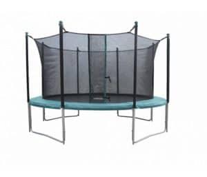 jumpmaster trampolin 430 inkl. sikkerhedsnet