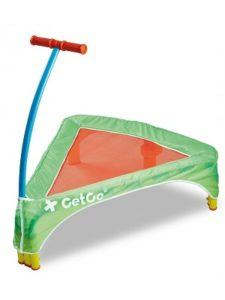 Min første trampolin
