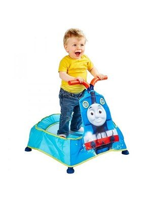 thomas tog trampolin