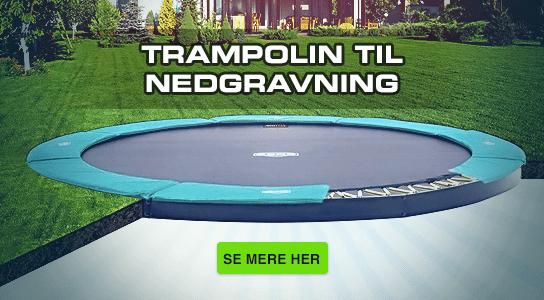 trampolin til nedgravning banner