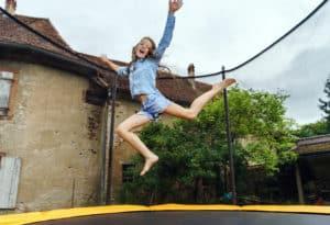 trampolin forbud